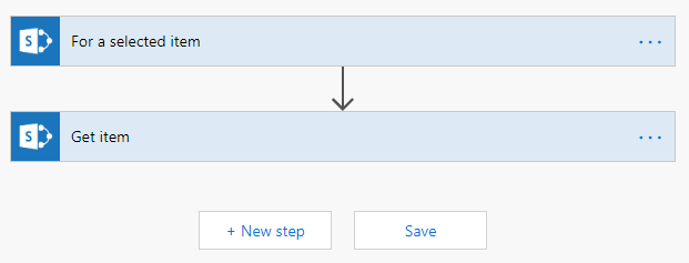 Microsoft Flow - populate a multi choice field in SharePoint